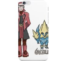 Ember's Maxie and Manectric iPhone Case/Skin