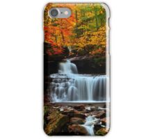 R B Rickets Falls iPhone Case/Skin