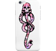 Dark Mark of Cuteness iPhone Case/Skin