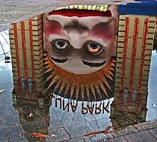 Luna Park Reflection by Evita