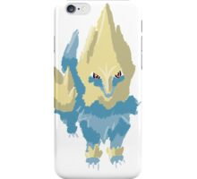 Ember's Manectric (No outline) iPhone Case/Skin