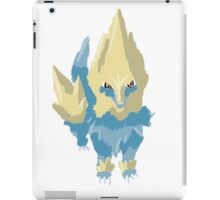 Ember's Manectric (No outline) iPad Case/Skin