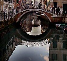 Venice Canals by Hallie Duesenberg