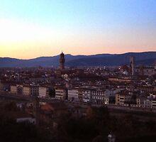 Firenze by Hallie Duesenberg