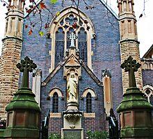 Mary MacKillop Chapel  by Evita