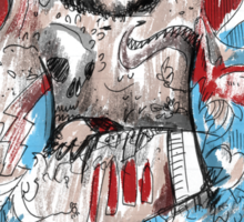 CM Punk Sticker