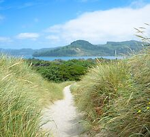 Nehalem Bay Oregon by awanderingsoul