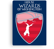Washington Wizards - Game of Thrones Edition Canvas Print