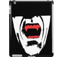 Vampire Teeth iPad Case/Skin