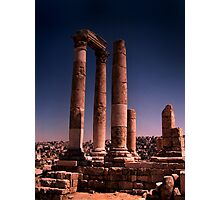 A Modest Giant:  Temple of Hercules Photographic Print