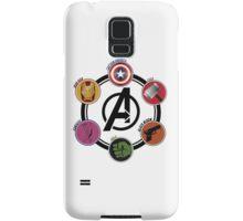Avengers Logo Samsung Galaxy Case/Skin