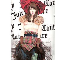 Juicy Couture Photographic Print