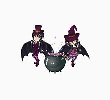 Witch and Vampire Unisex T-Shirt