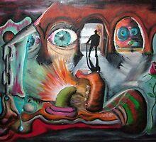 The Eternal Footman by RowdyWarren