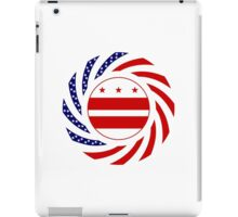 DC Murican Patriot Flag Series iPad Case/Skin