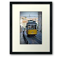 No. 28 Lisbon Framed Print