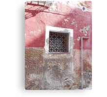 Textures of Venice Canvas Print