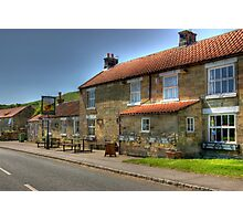 The Buck Inn Hotel Photographic Print