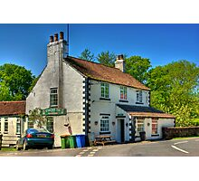 The Cleveland Inn. Photographic Print