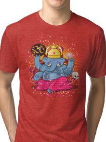 Ganesh Tri-blend T-Shirt