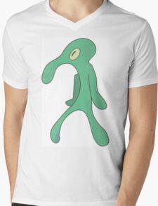 Bold and Brash! Mens V-Neck T-Shirt