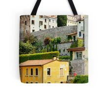 Time & Space Tote Bag