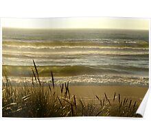 Pacific Beach North California Poster