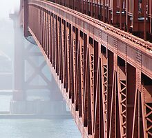 Golden Gate Bridge by Sturmlechner