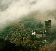 Mystic Castle by Netsrotj