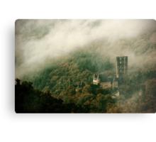 Mystic Castle Metal Print