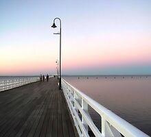 The Sunset Walk by JuliaWright