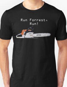 Run Forrest, Run! Unisex T-Shirt