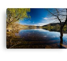 Deer Creek Reservoir in Utah Canvas Print