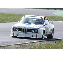 Alex Elliot BMW CSL Batmobile 2 Photographic Print