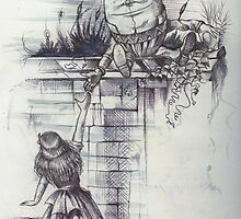 If Humpty Dumpty was an egg. by John Dicandia  ( JinnDoW )