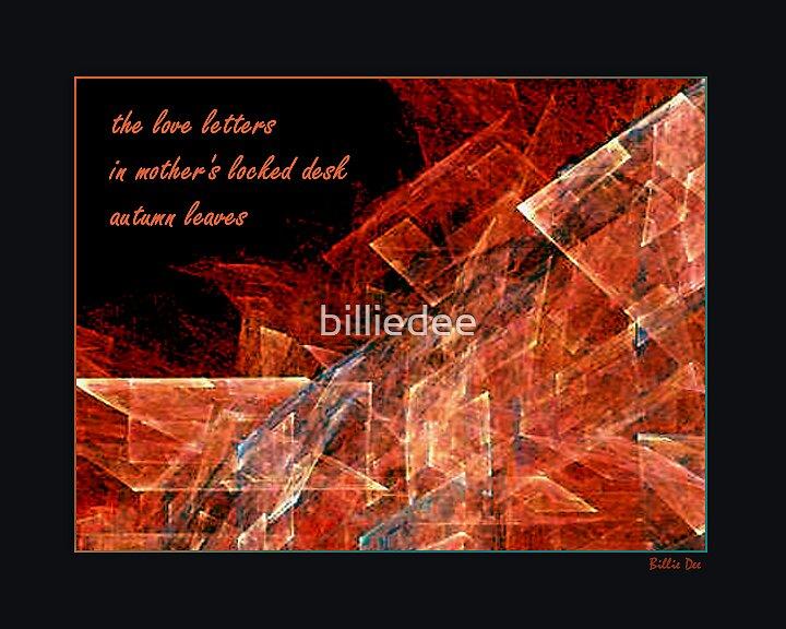 Love Letters by billiedee