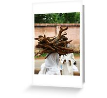 North Cameroon Greeting Card