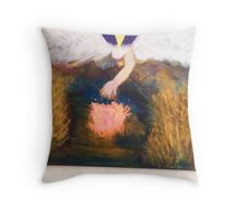 The Star Was called Wormwood Throw Pillow