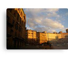 Siena Campo Metal Print