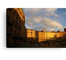 Siena Campo Canvas Print
