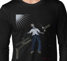 Consumer breaks free of digital chains... Long Sleeve T-Shirt