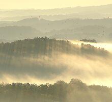 Styrian Morning by Sturmlechner