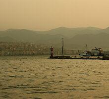 Commuting Izmir by Netsrotj
