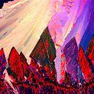 Crystal Magma by Crystallographix