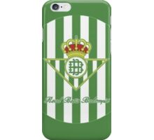 Real Betis Balompié iPhone Case/Skin