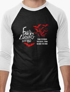 FEAR AND LOATHING IN LAS VEGAS T SHIRT Men's Baseball ¾ T-Shirt