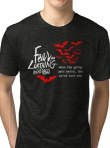 FEAR AND LOATHING IN LAS VEGAS TSHIRT Tri-blend T-Shirt
