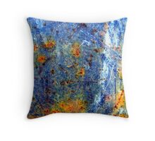 Firefly's and Waterfalls Throw Pillow