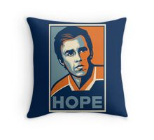 McHope Throw Pillow