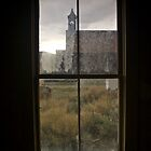View of Bodie Church From Next Door by photosbyflood
